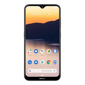 Telstra Nokia 2.3 (4GX, Android One, 32GB/2B) - Charcoal