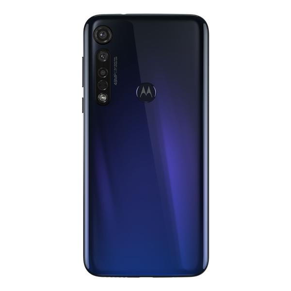 Motorola Moto G8 Plus XT2019-1 (Dual 4G Sim, 64GB/4GB) - Cosmic Blue