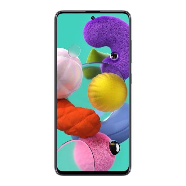 Picture of Samsung Galaxy A51 SM-A515FZKFATS (4G/LTE, 128GB/6GB) - Black