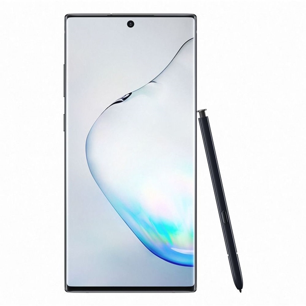 Picture of Samsung Galaxy Note 10+ Plus SM-N975FZKDXSA (Dual 4G Sim, 256GB/12GB) - Aura Black