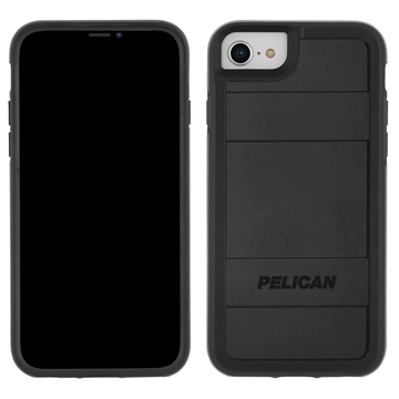 Pelican Protector case for iPhone SE(2020)/8/7/6s/6 - Black