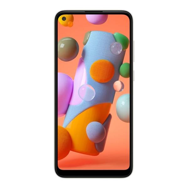 Samsung Galaxy A11 SM-A115FZWAXSA (4G/LTE, 32GB/2GB) - White