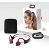 AfterShokz Trekz Air Wireless Bone Conduction Headphones (Bluetooth) - Canyon Red