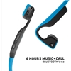 AfterShokz Trekz Titanium Wireless Bone Conduction Headphones (Bluetooth, Sweatproof) - Blue