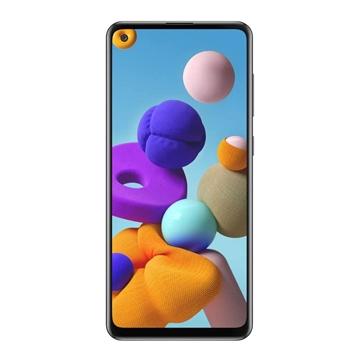 Samsung Galaxy A21s SM-A217FZKAXSA (4G/LTE, Quad Cam, 32GB/3GB) - Black