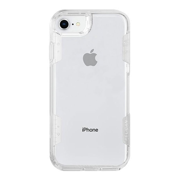 Pelican Voyager iPhone SE 2020/8/7/6s case - Clear
