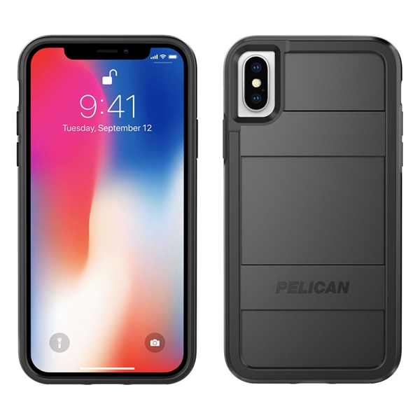 Pelican Protector iPhone X/XS case - Black