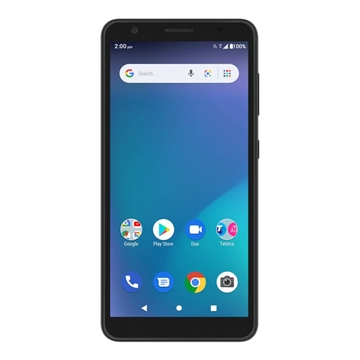 Telstra ZTE Essential Smart 3 (A3 2020, 4GX, Blue Tick, 16GB/1GB) - Black