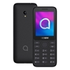 Alcatel 3080 (4G/LTE, Senior Phone, Keypad, 128MB/64MB) - Black