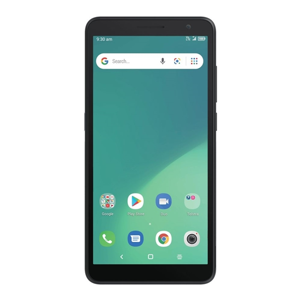Telstra Essential Plus 3 (Telstra 4GX, Blue Tick, 16GB/2GB) - Black