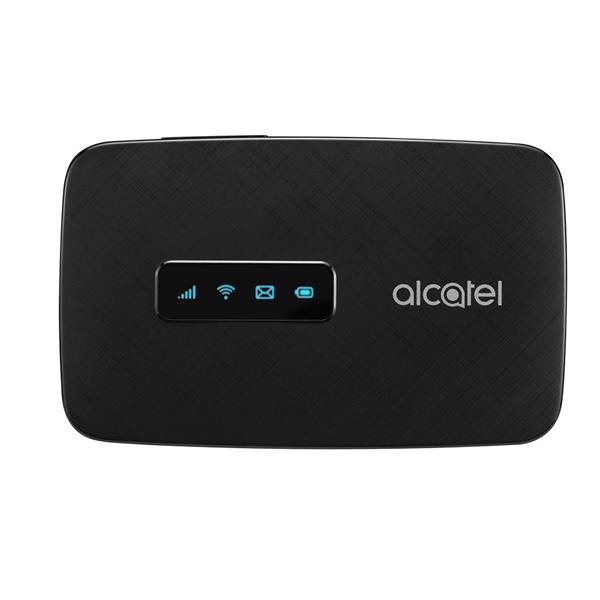 Alcatel LINKZONE 4G Cat4 Mobile WiFi Modem Unlocked- Black