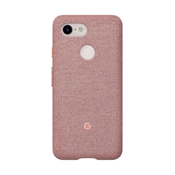 [OPEN BOX] Google Pixel 3 Fabric Case - Pink Moon