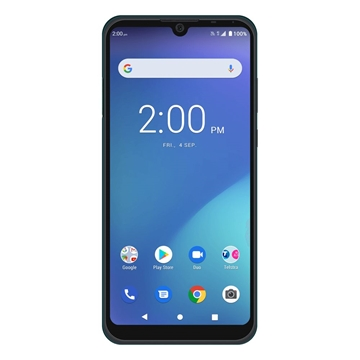 Telstra ZTE Essential Pro 2 (4GX, Blue Tick, 32GB/2GB) - Dark Green