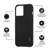 Pelican Ranger iPhone 12 / 12 Pro case - Black