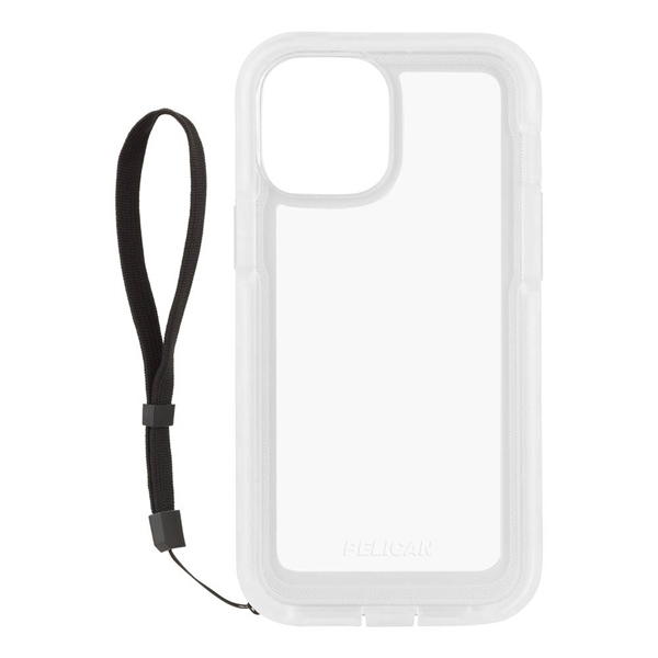 Pelican Marine Active IP54 iPhone 12 / 12 Pro case - Clear