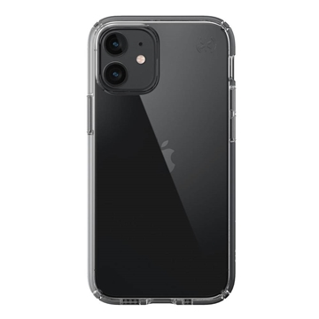 Speck Presidio Perfect-Clear case for iPhone 12 mini - Clear