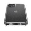 Speck Presidio Perfect-Clear case for iPhone 12 mini - Clear/Glitter