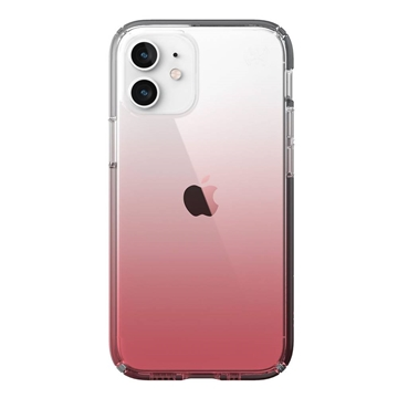 Speck Presidio Perfect-Clear Ombre case for iPhone 12 mini - Pink