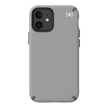 Speck Presidio2 Pro case for iPhone 12 mini - Cathedral Grey
