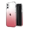 Speck Presidio Perfect-Clear Ombre case for iPhone 12 / 12 Pro - Pink