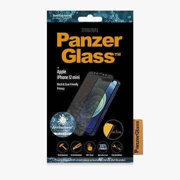 PanzerGlass Privacy Screen Protector for iPhone 12 mini - Black