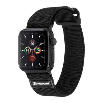 Pelican Protector Watch Band for Apple Watch 42/44 mm - Black