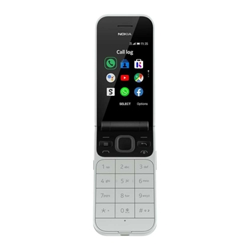 Nokia 2720 (4G/LTE, Flip Phone, Senior Phone) - Grey