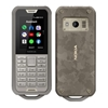 Nokia 800 Tough (4G/LTE, IP68 Rated, Rugged Phone) - Sand