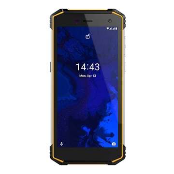 Aspera R9 Rugged (Dual 4G Sim, IP69 waterproof, 32GB/3GB) - Black