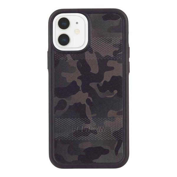 Pelican Protector iPhone 12 mini case - Camo Green
