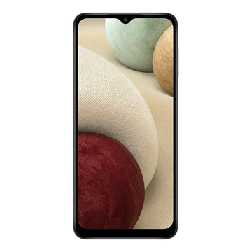 Samsung Galaxy A12 SM-A125FZKIXSA (4G/LTE, 128GB/4GB) - Black