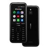 Nokia 8000 4G (Dual SIM 4G/3G, Keypad, Senior Phone, 4G/512M) - Black