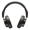 Plantronics BackBeat GO 600 Over-The-Ear Bluetooth Noise-Isolating Headphones - Black