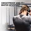 Plantronics BackBeat FIT 6100 Wireless Sport BT Headphones Sweatproof and Water-Resistant - Black