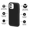 Pelican Marine Active IP54 iPhone 12 mini case - Black